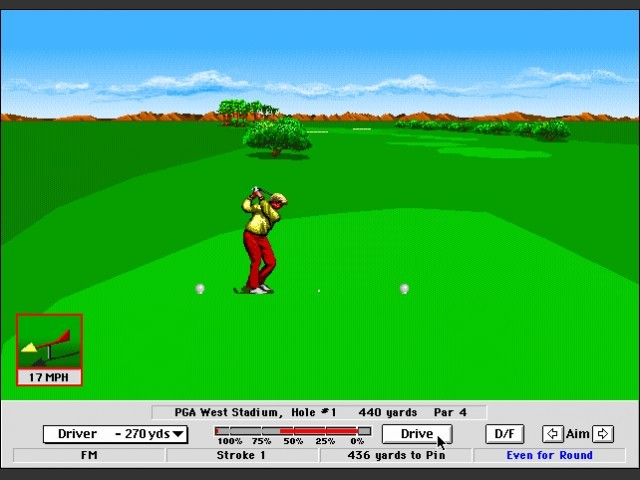 PGA Tour Golf II (1994)