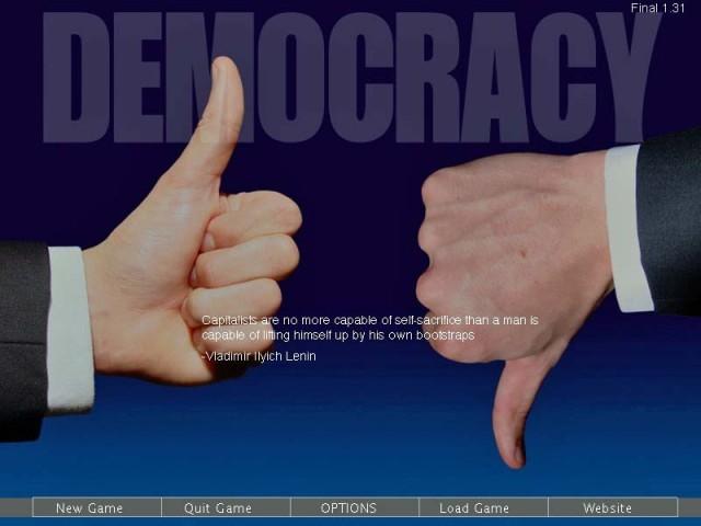 Democracy (2006)