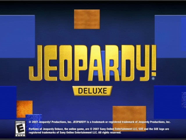 Jeopardy! Deluxe (2008)