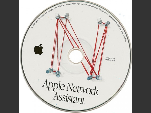Apple Network Assistant 4.0.1 (1999)