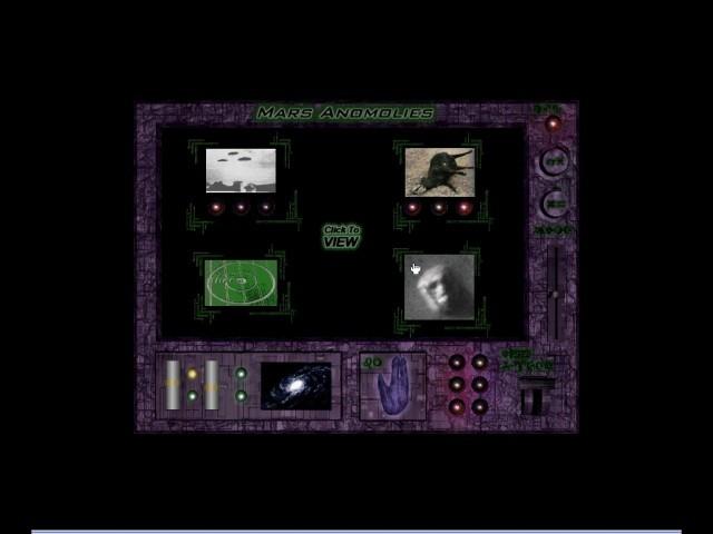 """""""Mars Anomalies"""" Screenshot"""