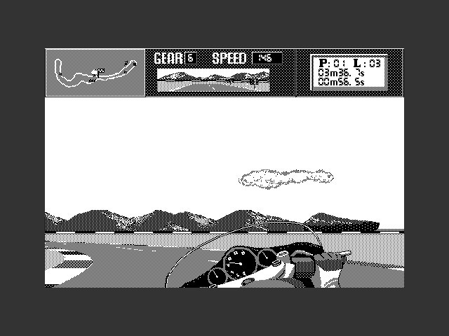 The Cycles: International Grand Prix Racing (1990)