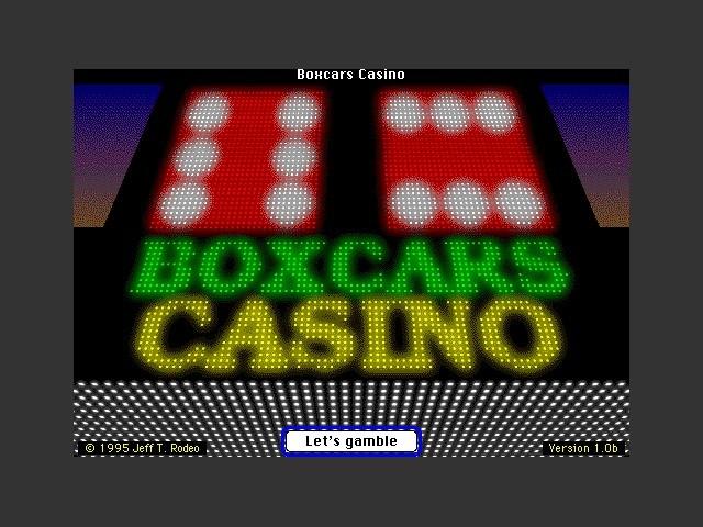 Boxcars Casino (1995)