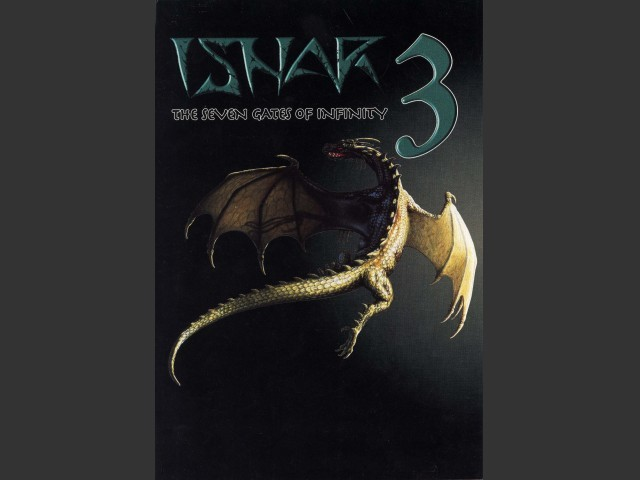 Ishar 3 CD-ROM (1994)