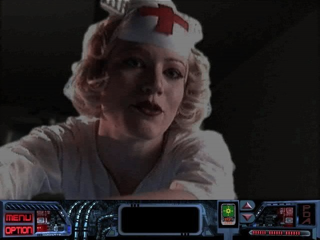 Angel Devoid: Face of the Enemy (1996)