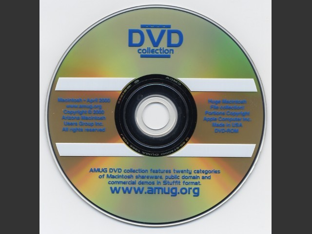 AMUG DVD Collection (2000)
