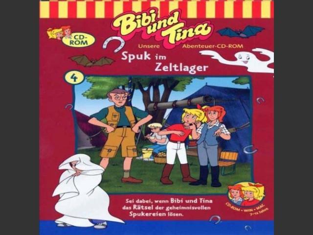 Bibi und Tina 4 - Spuk im Zeltlager (2002)
