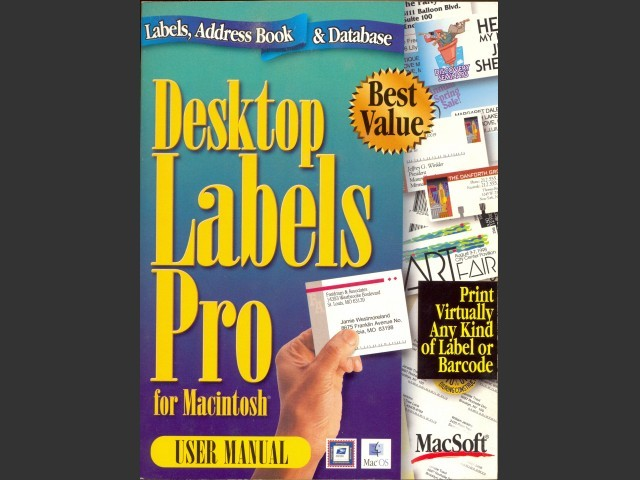 Desktop Labels (1997)