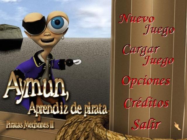 Aymun: Aprendiz de Pirata (2005)