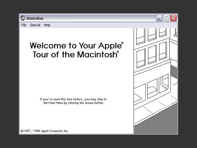 Apple Tour of the Macintosh Plus (1988)