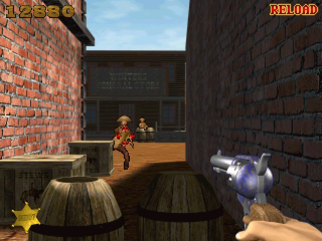 Colt's Wild West Shootout (1999)