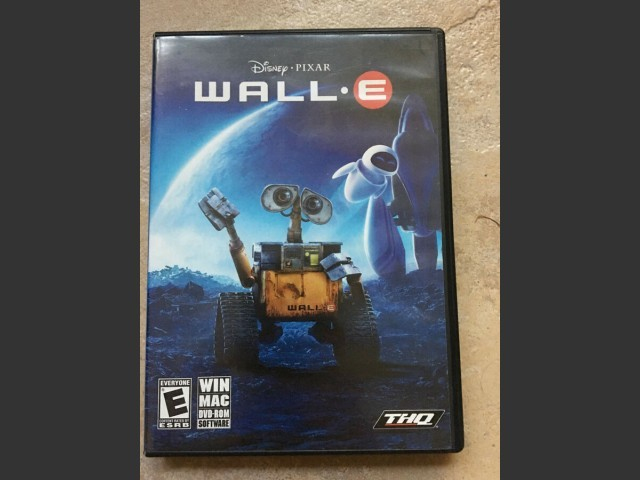 WALL•E: The Video Game (2008)