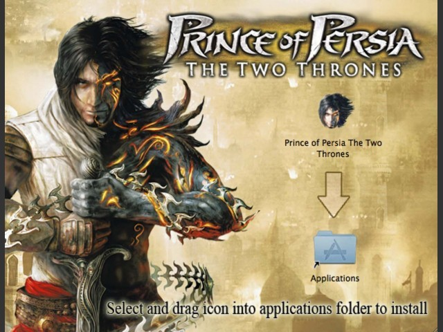 Prince of Persia: The Two Thrones (2008)