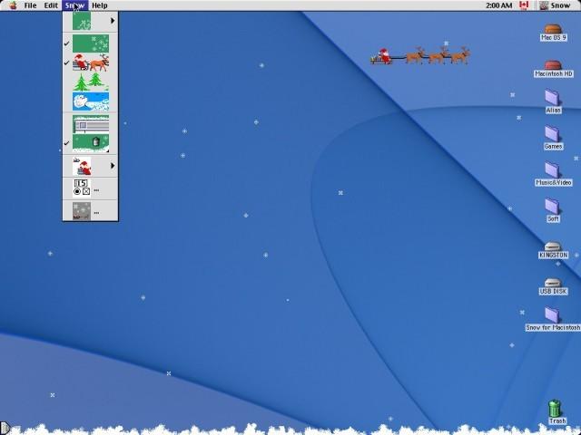 Snow for Macintosh (1997)