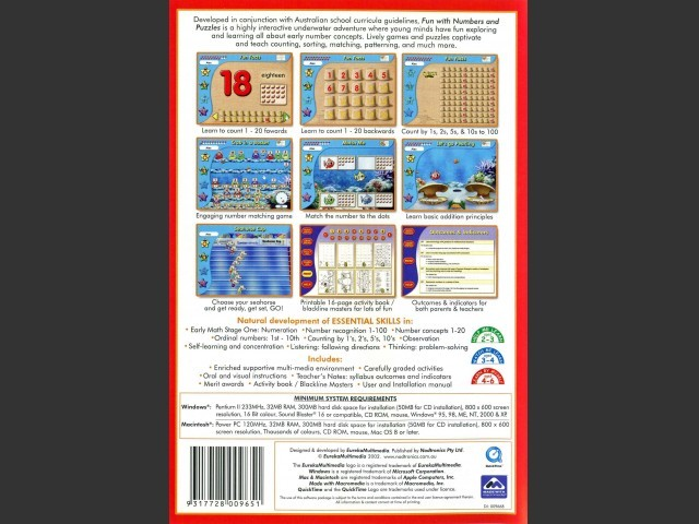 Fun with Numbers & Puzzles (2002)