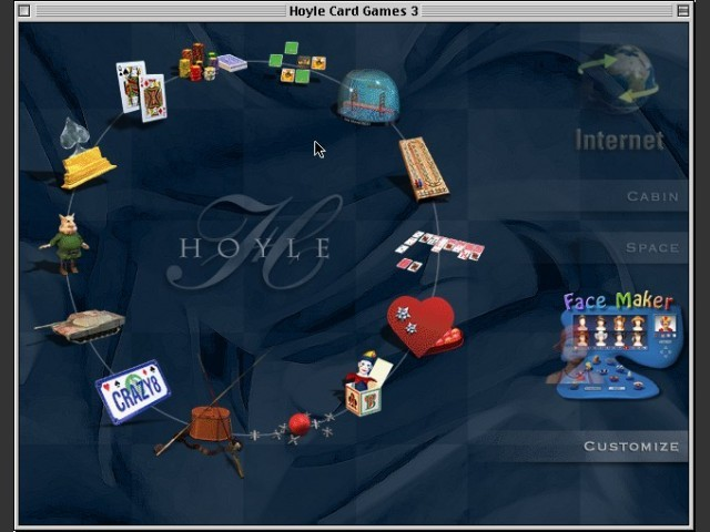 Hoyle Card Games 3 (1999)