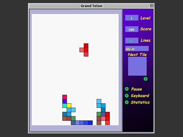 Grand TETON (1999)