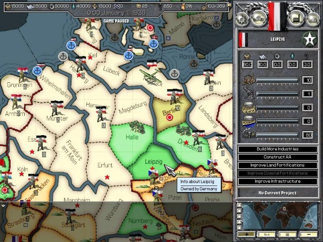 Hearts of Iron (2002)