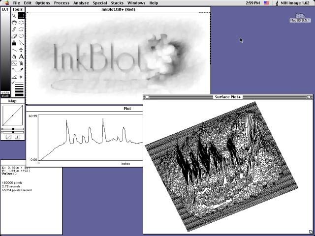NIH Image 1.6.2 (1999)