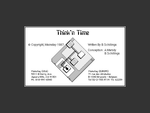 Think'n Time (1987)