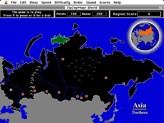 ZipZapMap! World (1994)