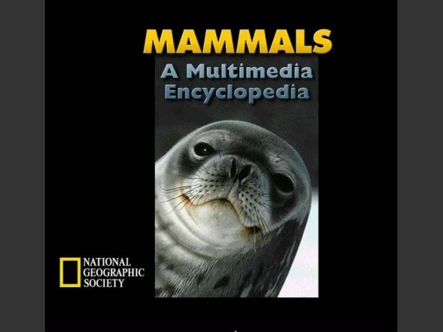 Mammals: A Multimedia Encyclopedia (1996)