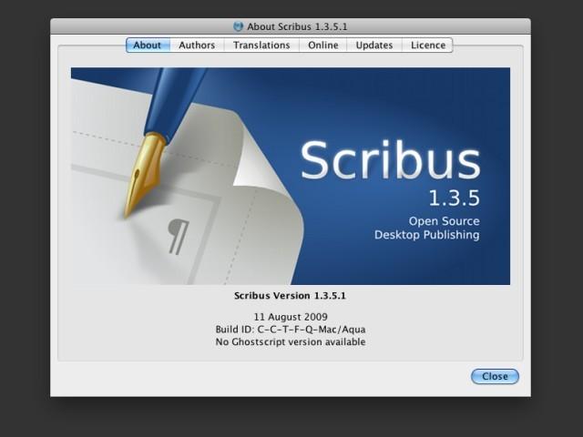 Scribus (0)