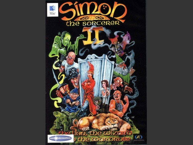 Simon the Sorcerer II: The Lion, the Wizard and the Wardrobe (2000)