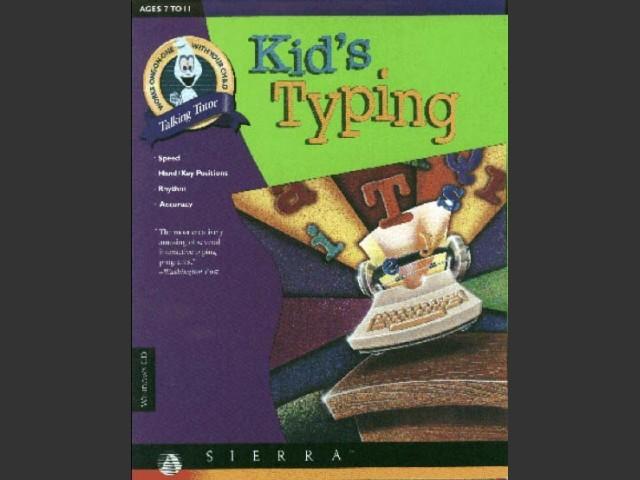 Kid's Typing (1993)