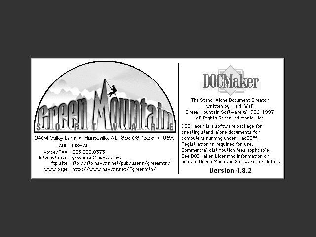 DOCMaker (1997)