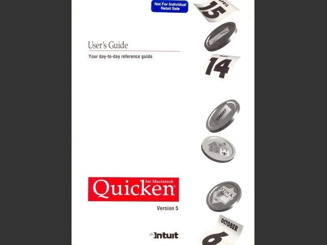 Quicken 5 (1994)