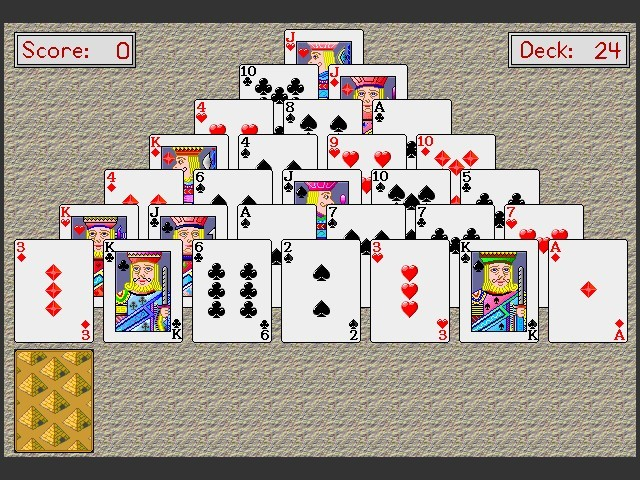 Pyramid Solitaire (1994)