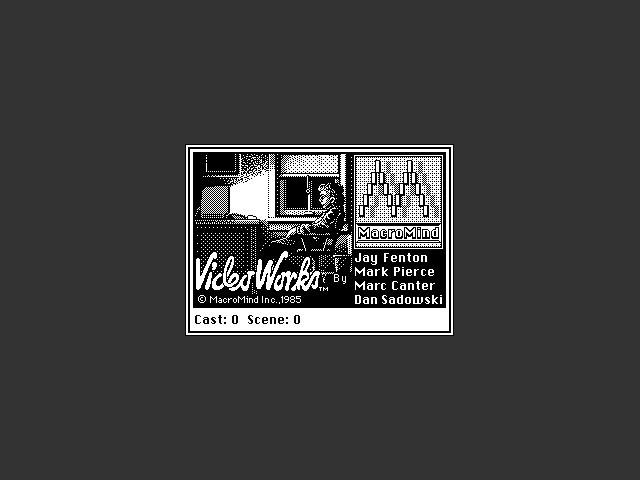 VideoWorks (1985)