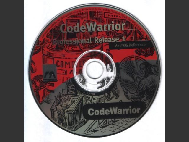 CodeWarrior Professional Release 1 (1997)