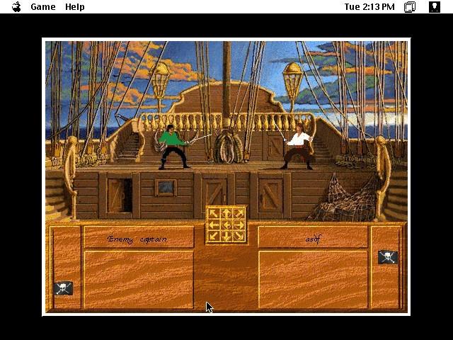 Pirates! Gold (1994)