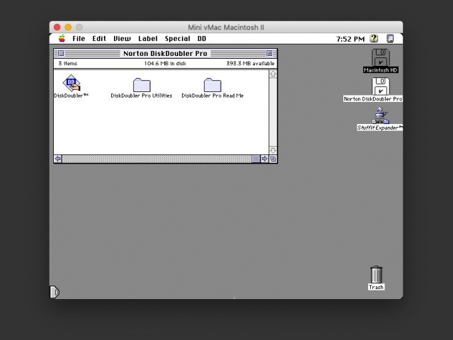 DiskDoubler Folder