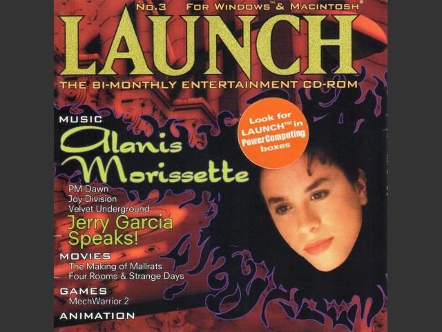 Launch No 3 magazine (1995)