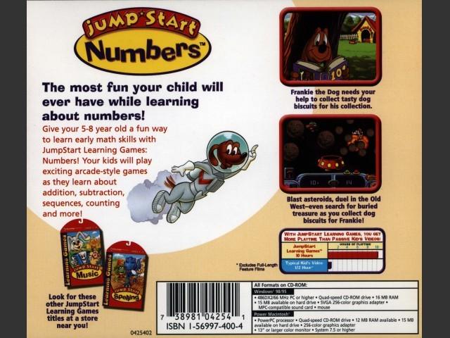 JumpStart Numbers (1998)