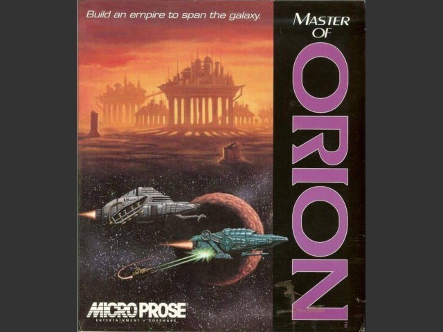 Master of Orion (1990)