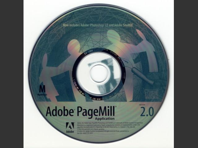 Adobe PageMill 2.0 (1997)