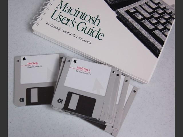 System 7.5 Disks