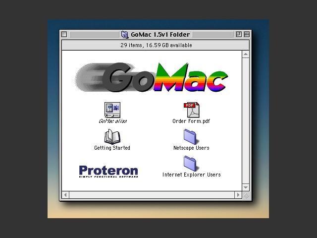 GoMac 1.5v1 (1998)