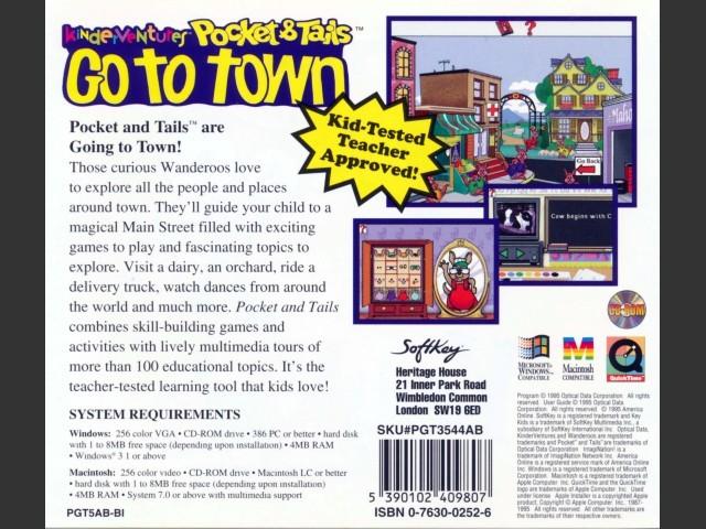 Kinderventures: Pocket & Tails Go To Town (1996)
