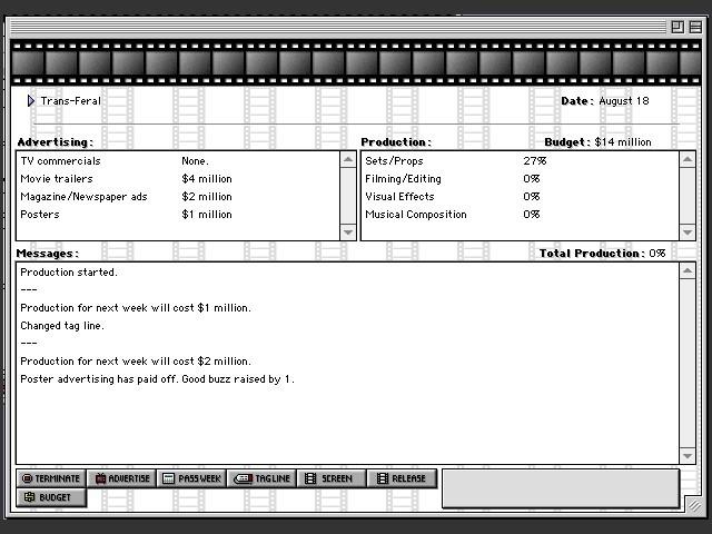 Sim Cinema Deluxe (1999)