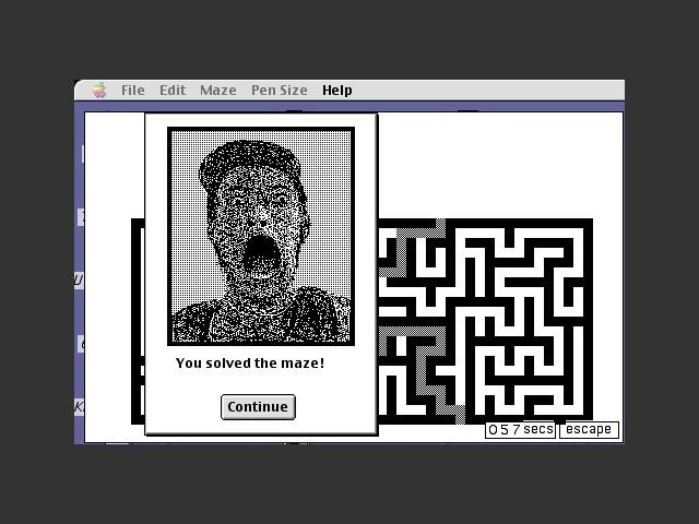 Maze2 (1986)