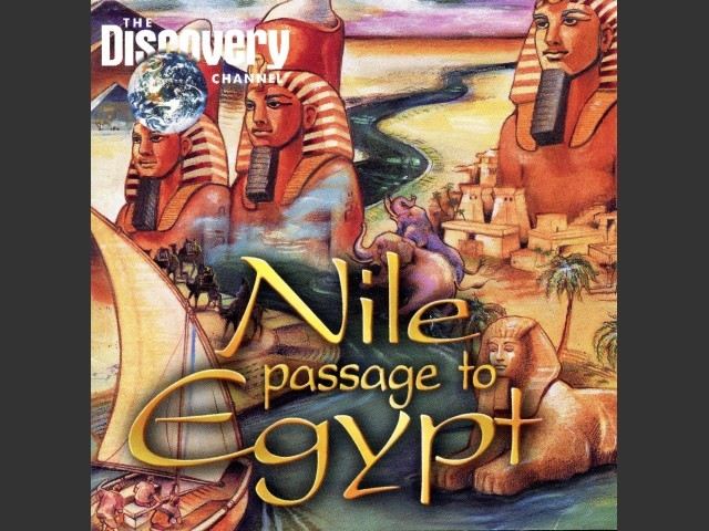 Nile: Passage to Egypt (1995)