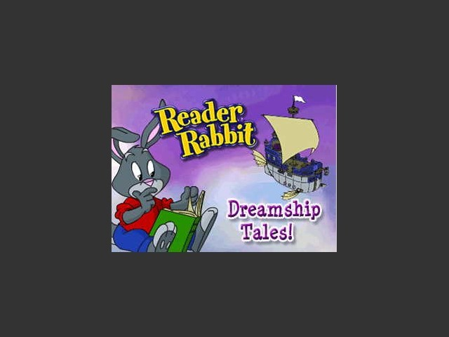 Reader Rabbit Dreamship Tales (2002)