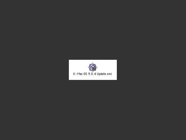 Mac OS 9 Updaters (Finnish) (2000)