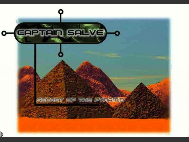 Captain Salve: Secret of the Pyramid (1997)