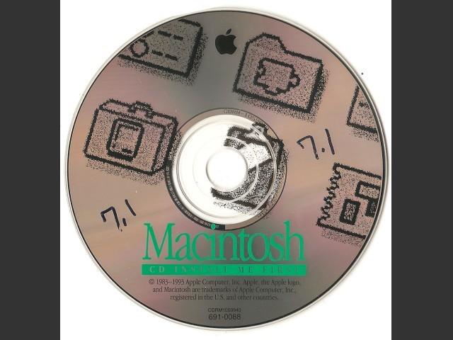 Mac OS 7.1